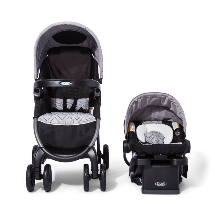 e498f511d BNIB Graco® FastAction Fold® Click Connect™ Travel System, Babies ...