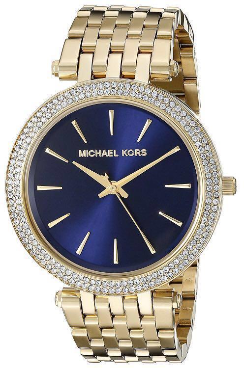 Brand New Michael Kors Gold Watch
