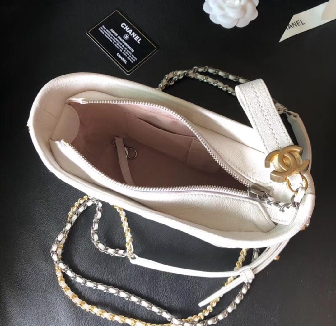 57c6a4c2f69c BN Chanel Gabrielle Hobo Bag