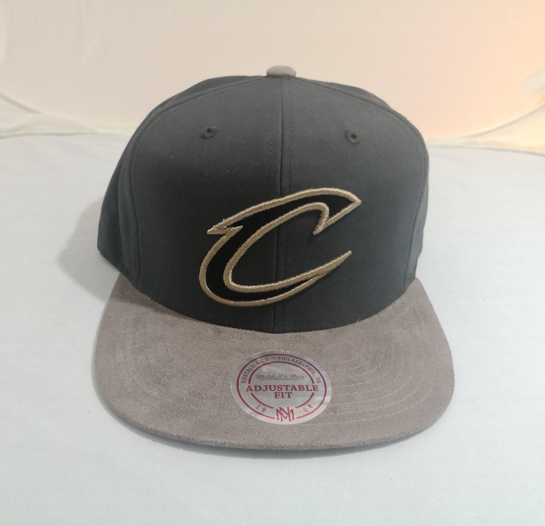 Cleveland Cavaliers Dri Fit Snapback Cap Mitchell Ness New Era ... 5e1938e027a