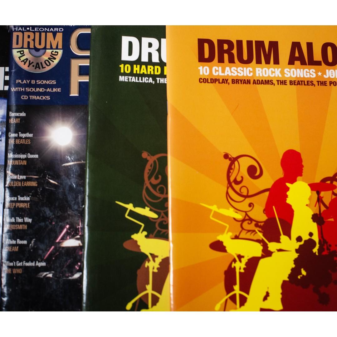 Hard Drum Songs