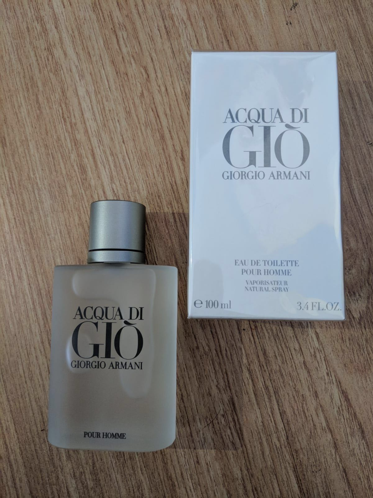 0d04d2e82 Giorgio Armani Acqua Di Gio Eau De Toilette (Cologne) for Men [100ML ...
