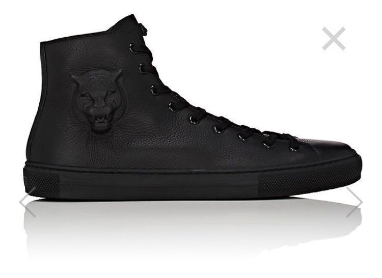 Major Tiger High-Top Sneakers US8