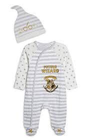 02c32ee41b3 Harry potter baby clothes sleep suit