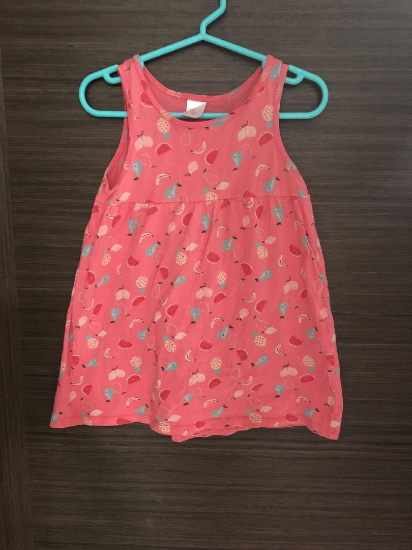 b3aa07052124 H M baby girl dress