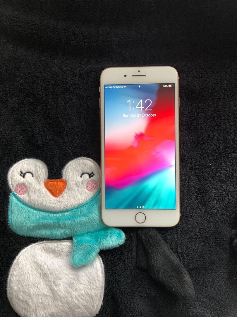 IPhone 8 Plus Golden 64Gb unlocked