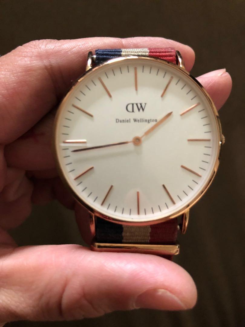Jam tangan Daniel Wellington 66ee12b334
