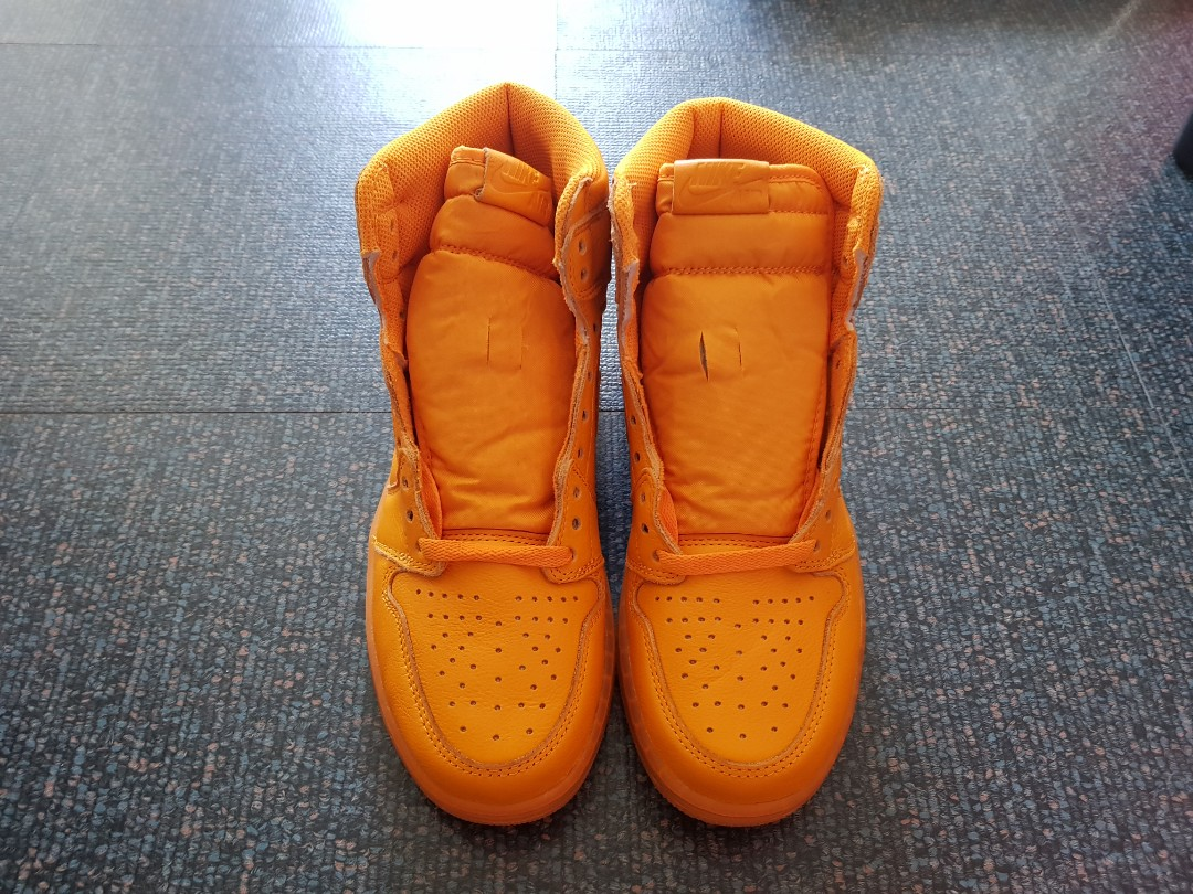 7f502e921fd Jordan 1 Gatorade, Men's Fashion, Footwear, Sneakers on Carousell