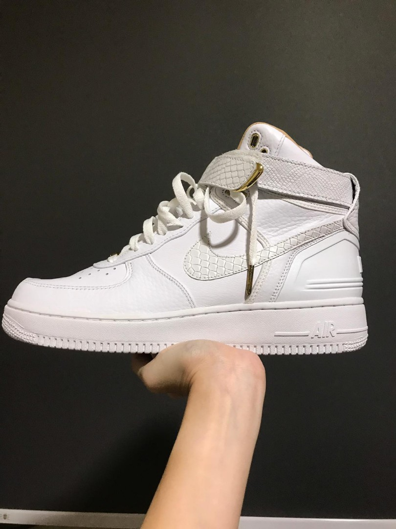 detailed look c16b8 176d2 JUST DON AIR FORCE, Men s Fashion, Footwear, Sneakers on Carousell