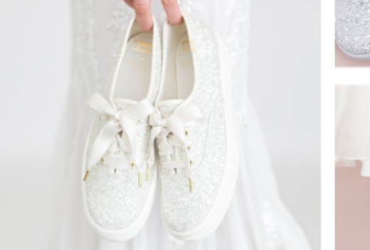 2e380c26cc4f Keds x Kate Spade New York Champion Cream Glitter