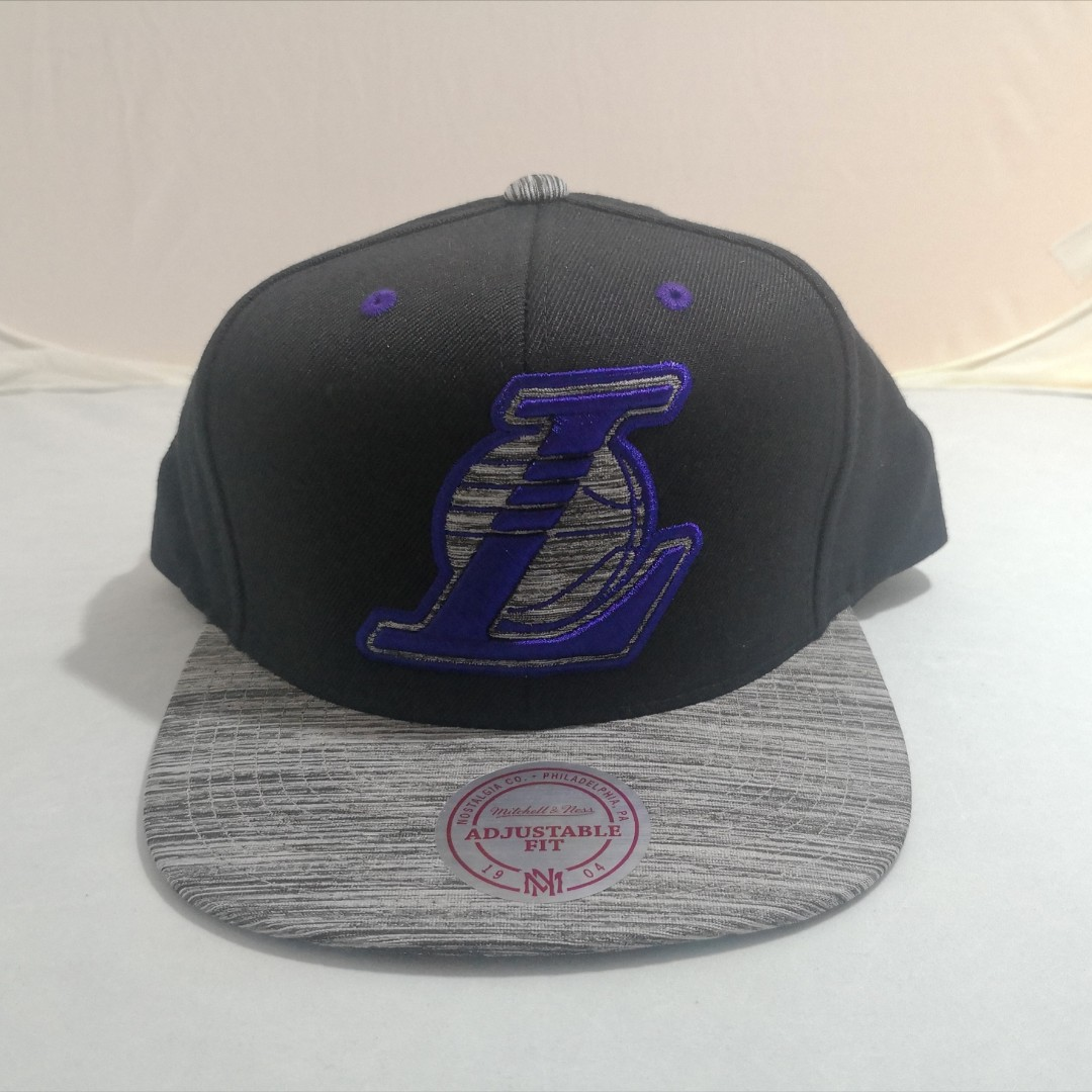 dd8cf909ca1 Lakers Los Angeles Cap Hat Mitchell Ness New Era NBA.