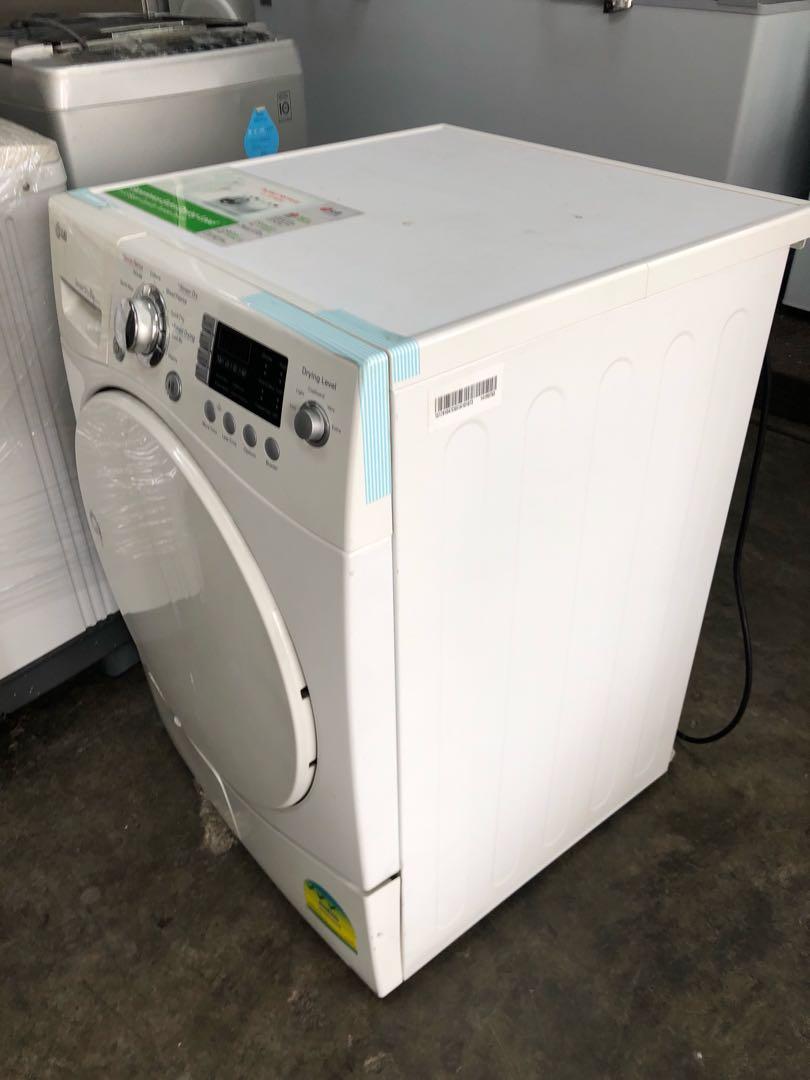 LG dryer 8kg condenser 3Ticks