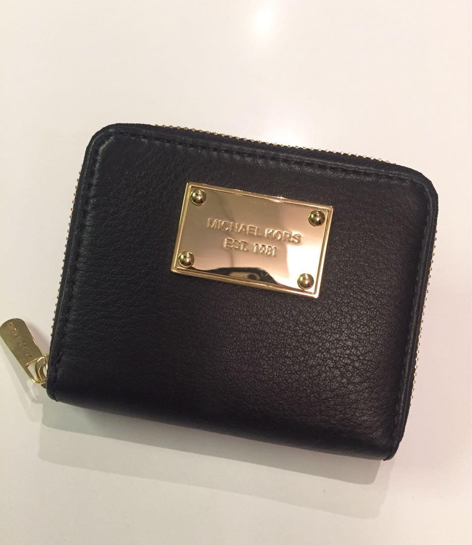 b1ee3f633d478f MICHAEL KORS Mini Wallet, Women's Fashion, Bags & Wallets, Wallets ...
