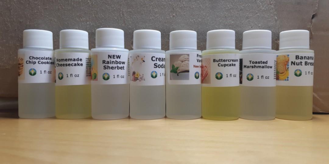 Nature Garden Scents Slime Scents Fragrance Oil Design Craft