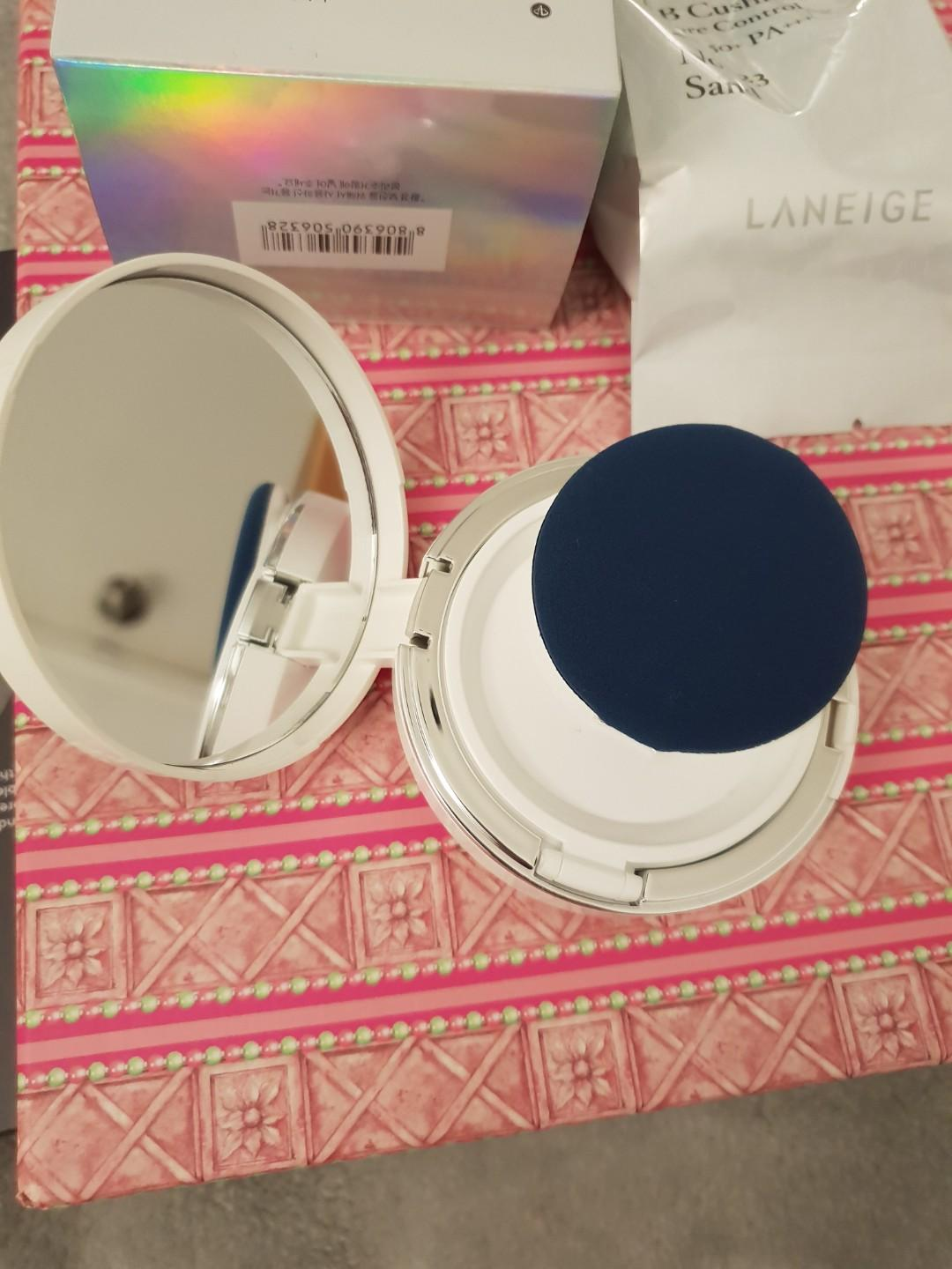NEW Laneige BB Cushion Pore Control Foundation Shade 23