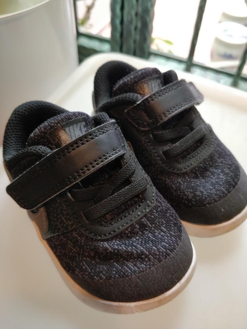 2aa02f737fa6d Nike flex contact baby shoes