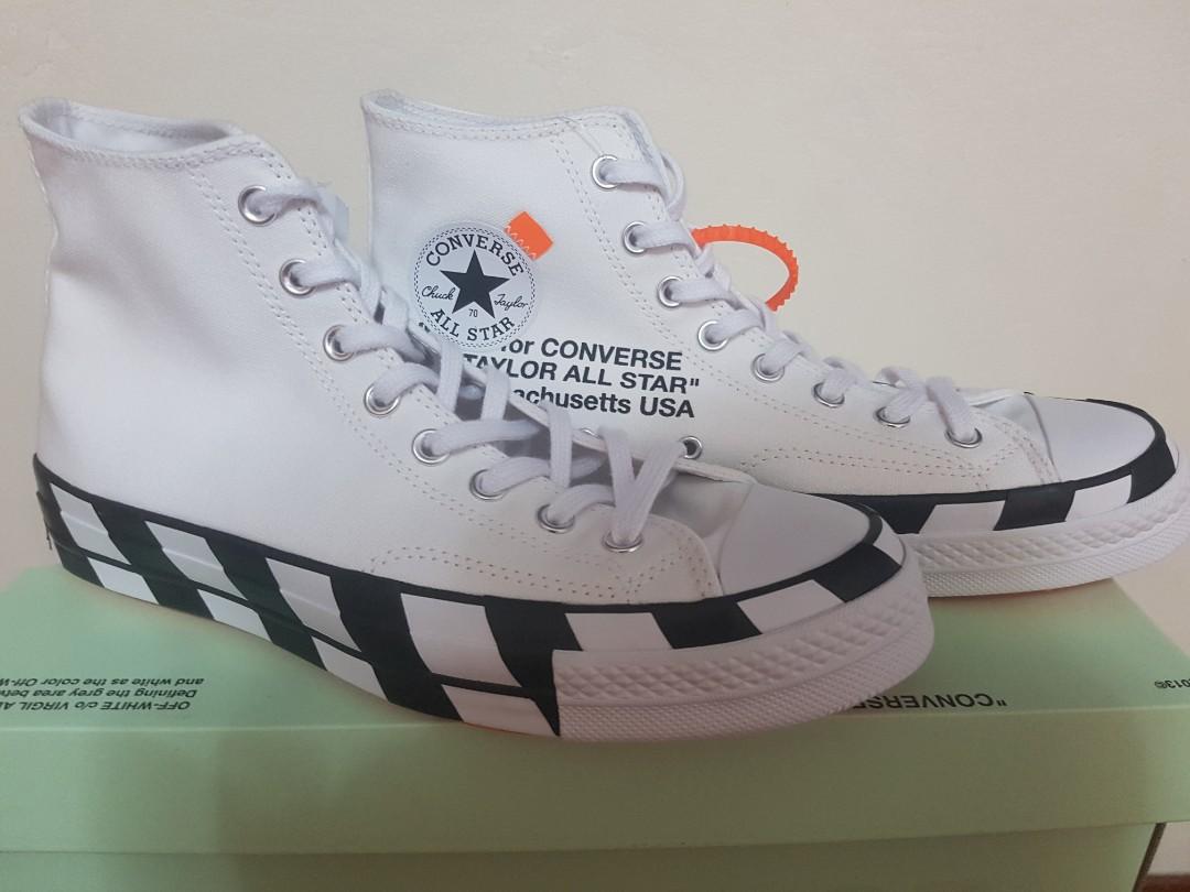 Off White x Converse Chuck 70 2.0 7c980e03b