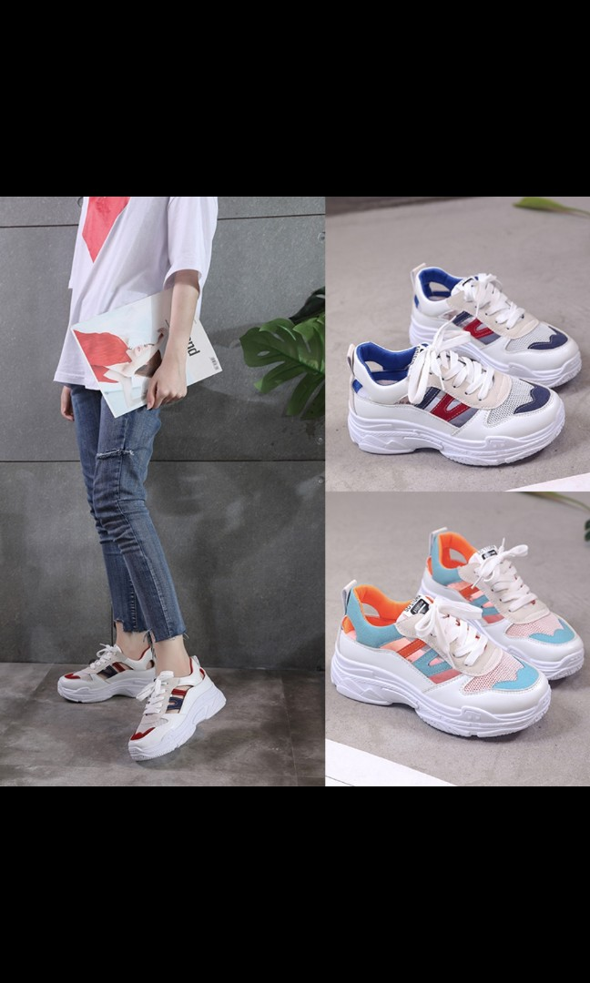 PO) Daddy Shoes Girl shoes 2018, Women