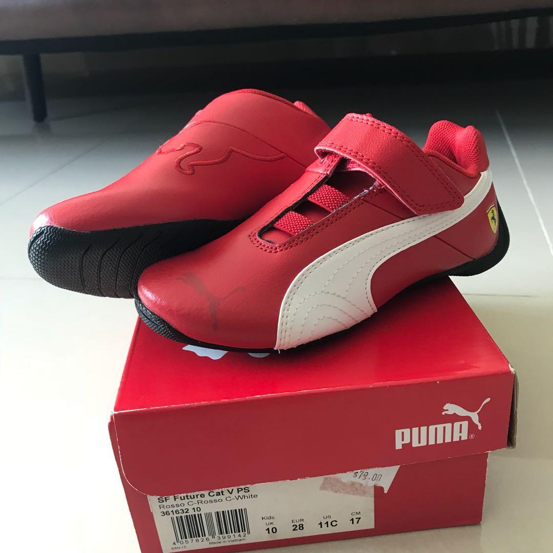 Puma F1 kids shoes, Babies \u0026 Kids, Boys