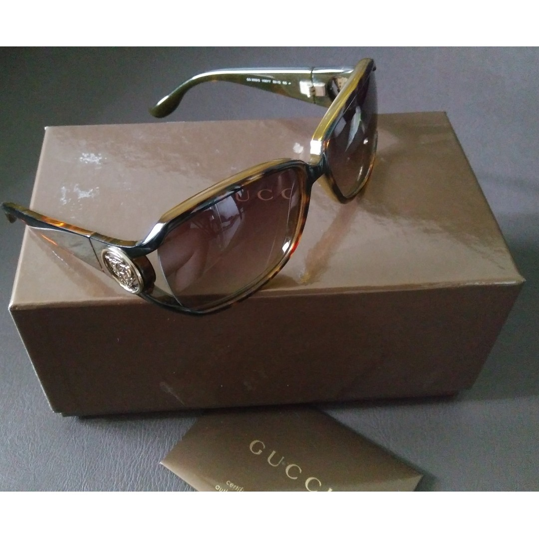 e17f6d6335d Rarely Used Authentic GUCCI Sunglass for SALE