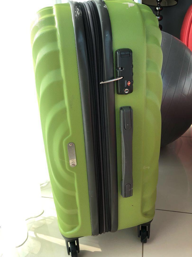 Sale navy club lime luggage