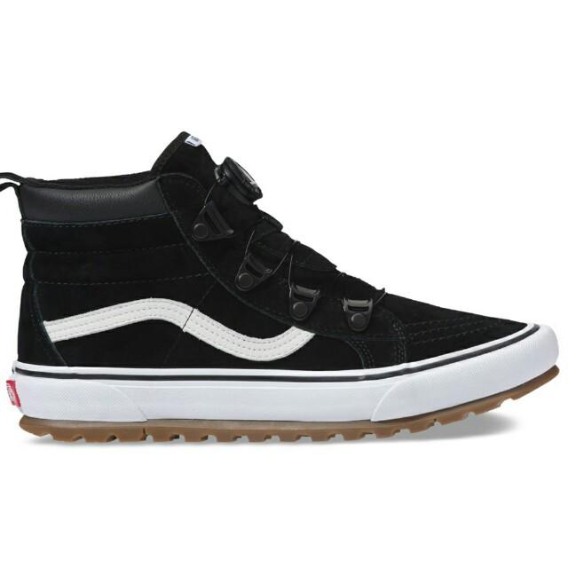 057199a6c4 Sk8-Hi MTE BOA Shoe - Black True White