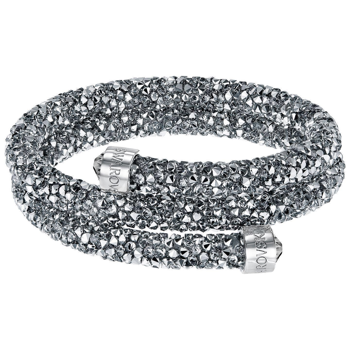 ee5e455a4 Swarovski Crystaldust Bangle (BN), Women's Fashion, Jewellery ...