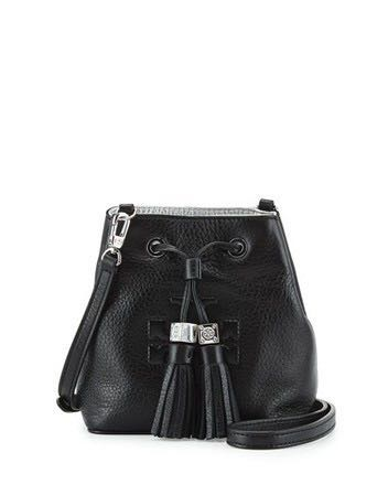 d8fa7ba0ec70f Tory Burch Thea Mini Bucket Crossbody Bag