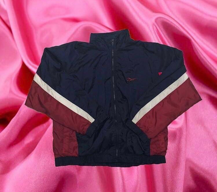 1989f8530db39 Vintage Reebok Windbreaker