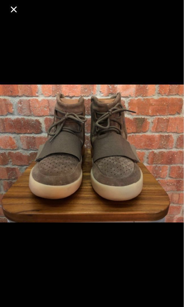 new product 98632 0deaf Yeezy 750 Chocolate