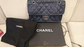 Chanel小香獨特鍊包 個性美 荔枝皮