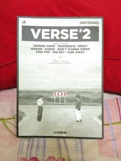 [Preloved] JJ Project 2nd Mini Album Verse 2 - Among the Field