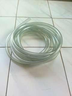 Transparent water hose sale
