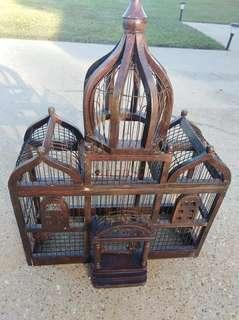 Antique bed cage for sale