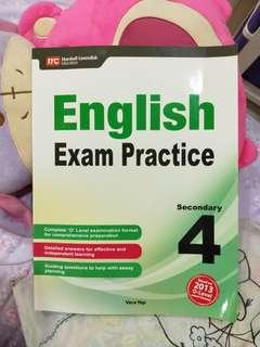GCE O Level English Exam Practice Papers