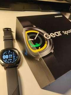 Samsung gear sport smart watch 智能手錶 運動