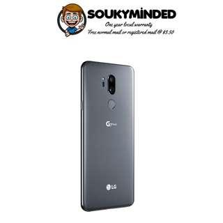 [IN-STOCK] LG G7+ ThinQ - LMG710EAW