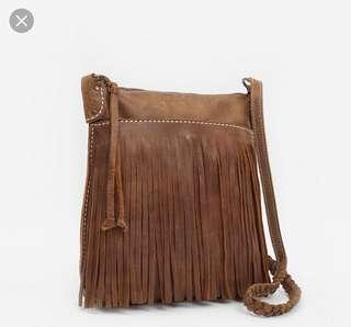ROOTS hippy tribe bag
