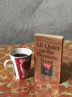 All Quiet on the Western Front (Erich Maria Remarque)