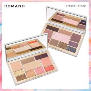 ROMAND eyeshadow palette