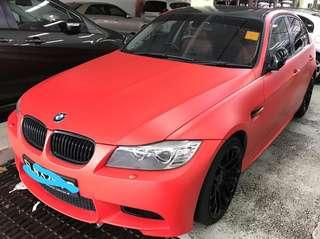 """BMW 318i 2.0A MSPORTS PUSHSTART BUTTON FACELIFT MODEL AUTO TRANSMISSION YEAR 2011/2012  SUPERB CONDITION NICE & CLEAN INTERIOR WELL MAINTAINED  18"""" SPORTRIMS WRAPING BODY  STATUS SINGAPORE 🇸🇬 SELF COLLECT JB RM 15K ONLY OFFER PRICE"""