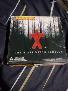 全新死亡習作  The Blair Witch Project kubrick boxed set