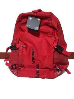 Under Armour Red Backpack