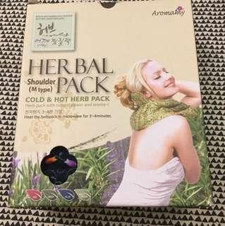 肩熱敷包 herbal pack for shoulder