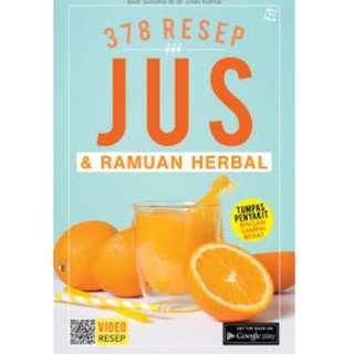 Ebook 378 JUS & RAMUAN HERBAL_ Tumpas Penyakit Ringan sampai Berat - Budi Sutomo