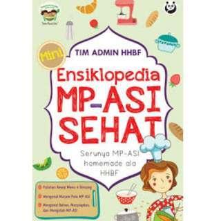 Ebook Mini Ensiklopedia Mp Asi Sehat - Tim Admin Hhbf