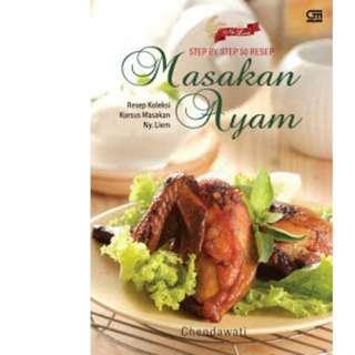 Ebook Step by Step 50 Resep Masakan Ayam - Chendhawati