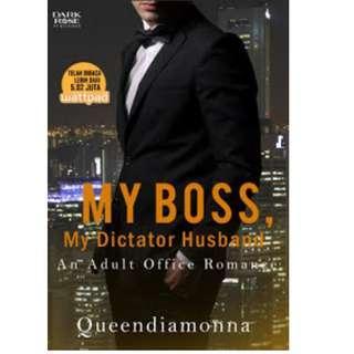 Ebook My Boss My Dictator Husband - Queendiamonna