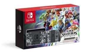 Wanted to Buy New/ Preowned Super Smash Bros. Ultimate Nintendo Switch Console.