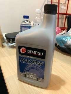 Idemitsu RX8 full syn rotary engine oil